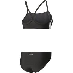 adidas Essence Core 3-Stripes Bikini Kobiety czarny